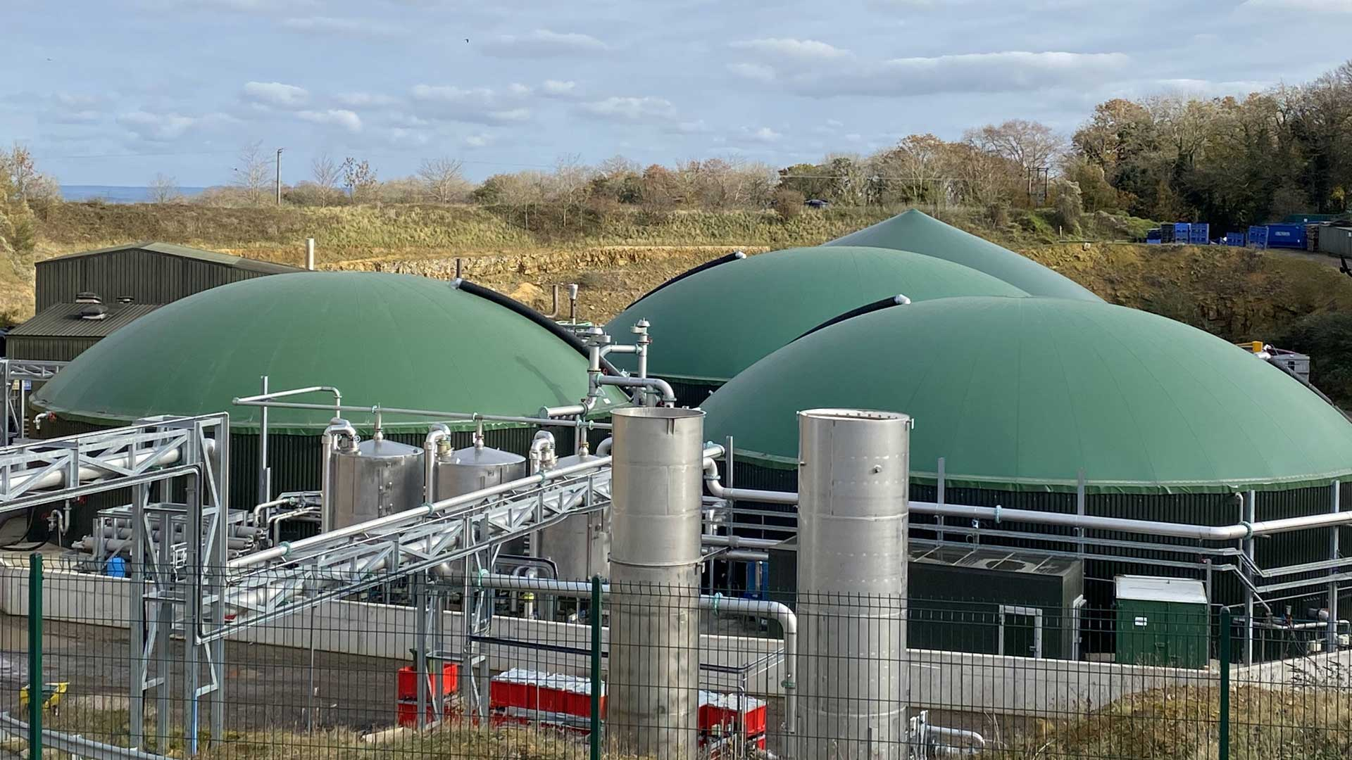 Capitas are pleased to have supported our customer, Northwick Estate, with further investment in their Anaerobic Digestion infrastructure